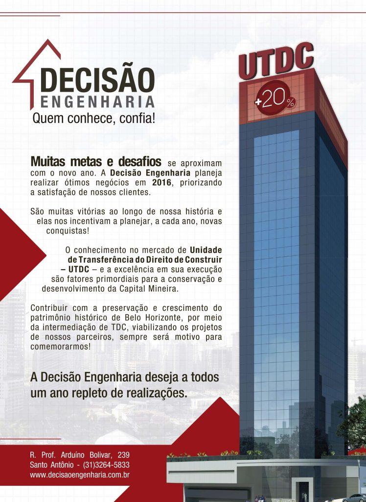 DECISÃO ENGENHARIA • Página da Revista (esquerda).indd